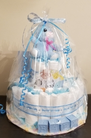 Light Blue Bunny