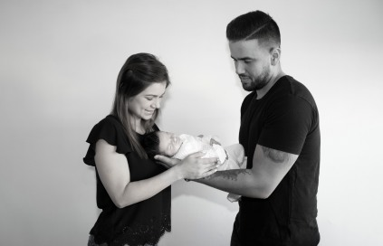 Mia Salomé Newborn34