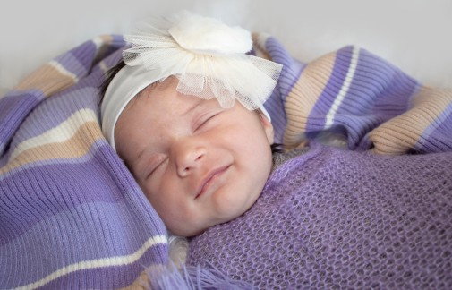 Mia Salomé Newborn6